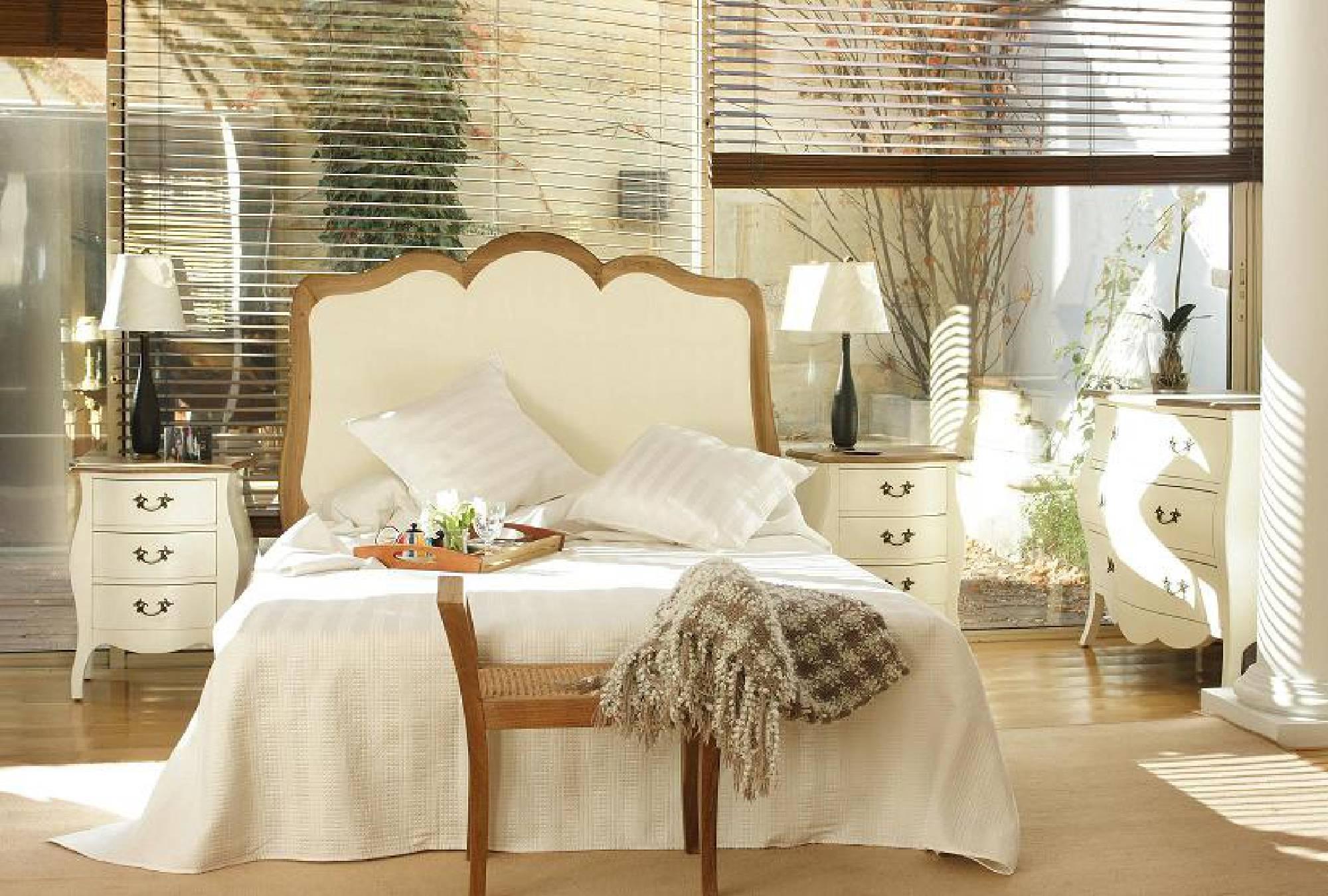 Dormitorios for Muebles rusticos toledo